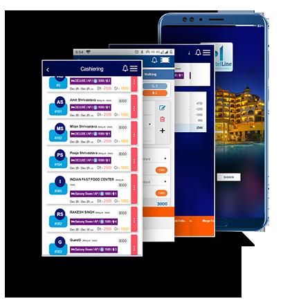 pos software dashboard - Myhotelline